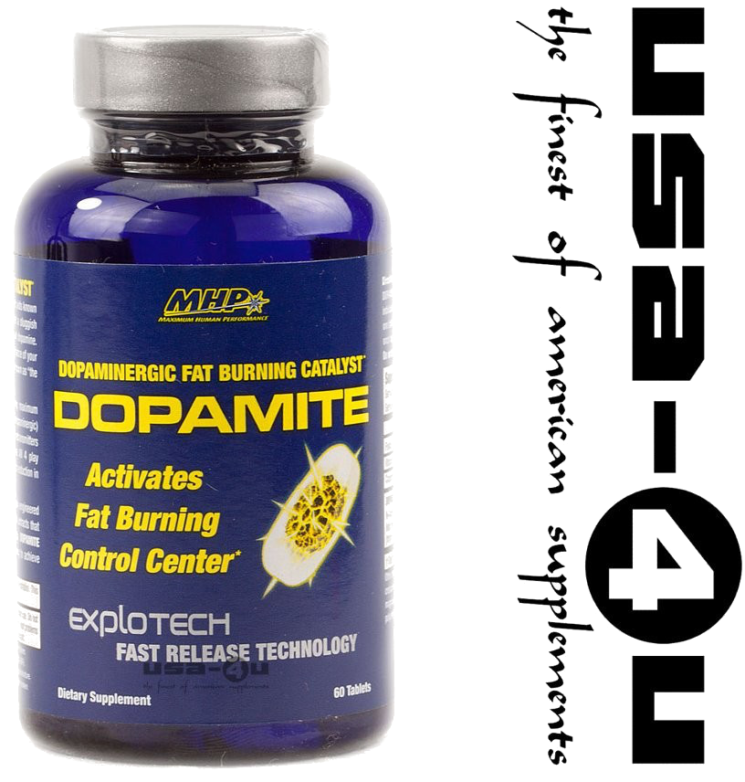 Foto of MHP Dopamite Maximum Human 	Performance