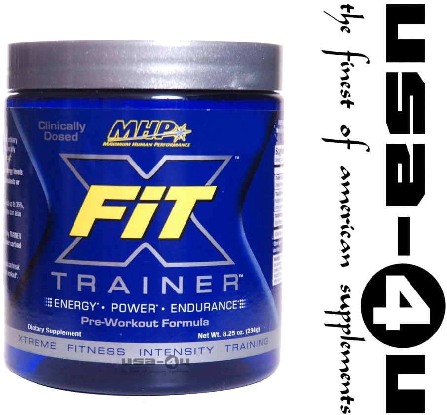 Foto of X Fit Trainer Pre-Workout