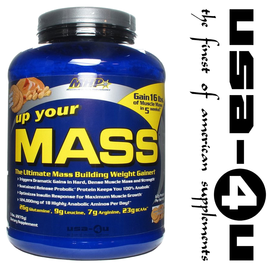 foto of Up your MASS Gainer 5lbs